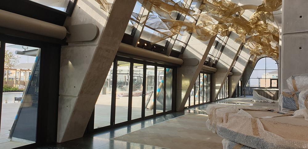 The Leonardo Mosadi construction