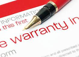 Warranty Inspection