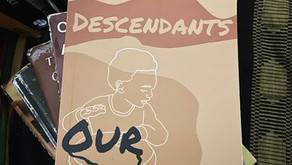 *NEW* Descendants Book: Our Roots, Story, Legacy.