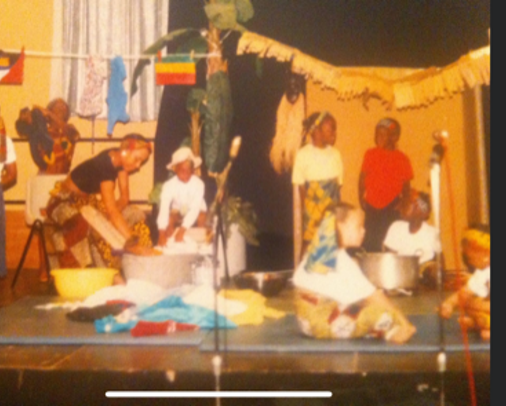 Descendants Windrush play,  1994