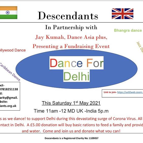 Dance For Delhi!