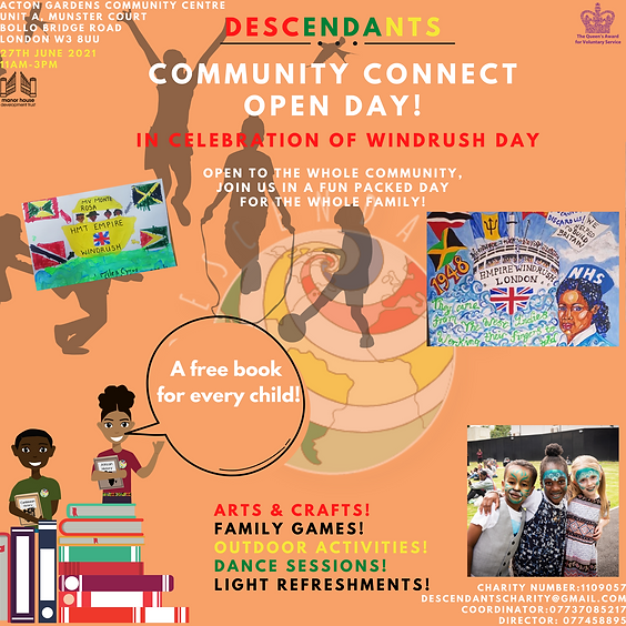 Community Connect Open Day!