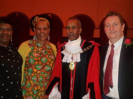 Descendants Ealing Mayor's Charity of the year!