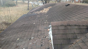 Roof: Recommended Replacement