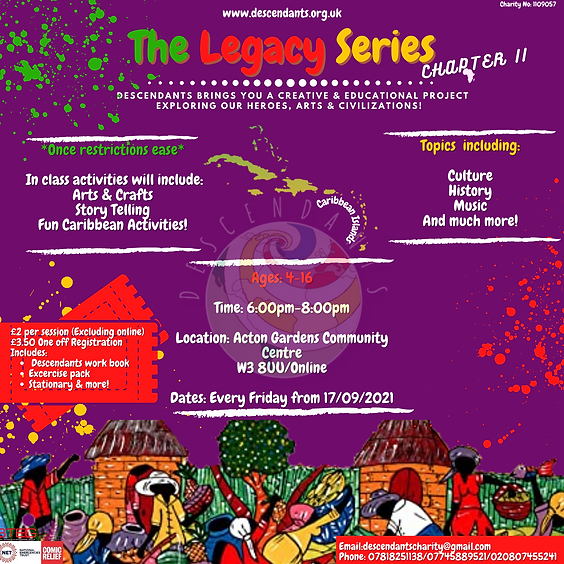 The Legacy Series: Chapter II