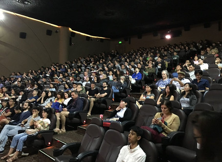 Hello from Anticipate at SGIFF 2017!