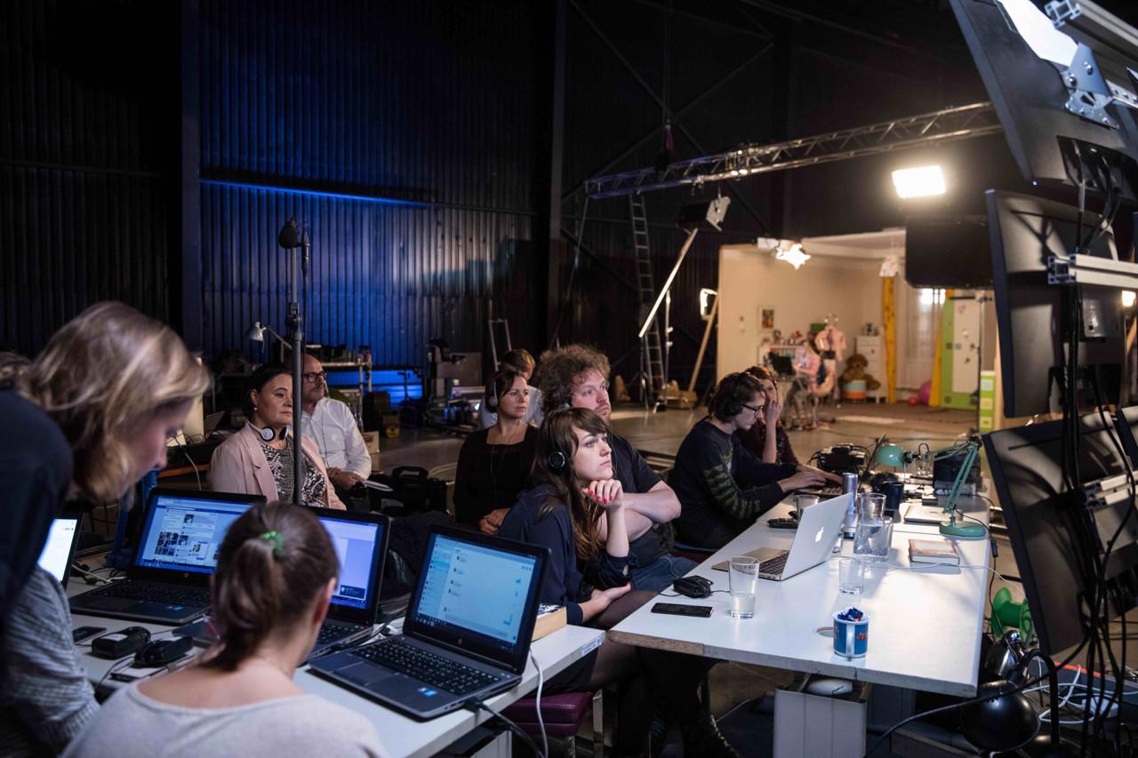 Directors (C) Hypermarket Film, Milan Ja