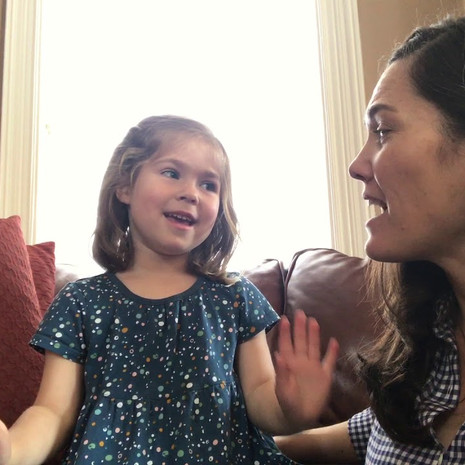 Sing to A, B, or C (4 years +)
