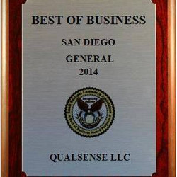 2014 Best Business Award