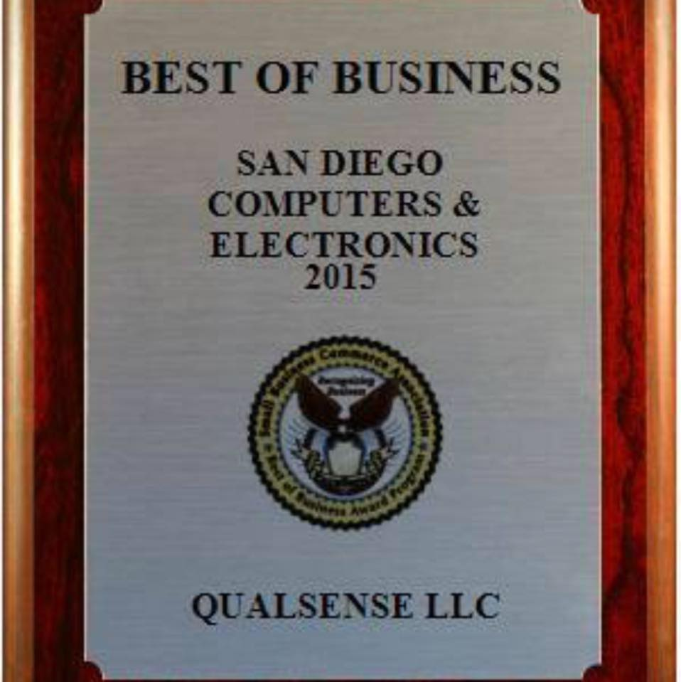 2015 Best Business Award