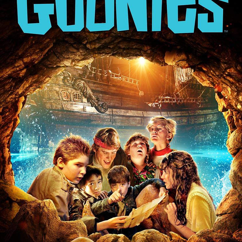 The Goonies Drive in cinema