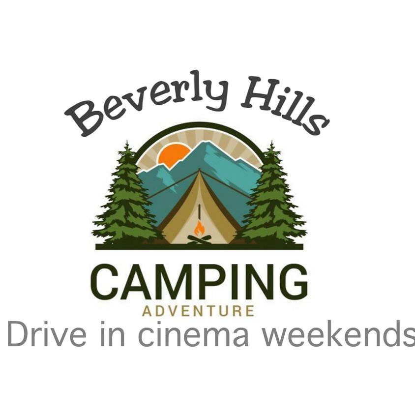 Camping Tents -Caravan - Camper - Or hire our Micro Hobbit pod