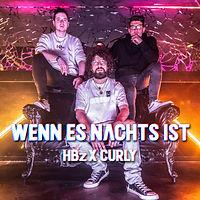 HBz x Curly - Wenn Es Nachts Ist