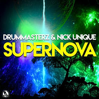 DrumMasterz & Nick Unique - Supernova