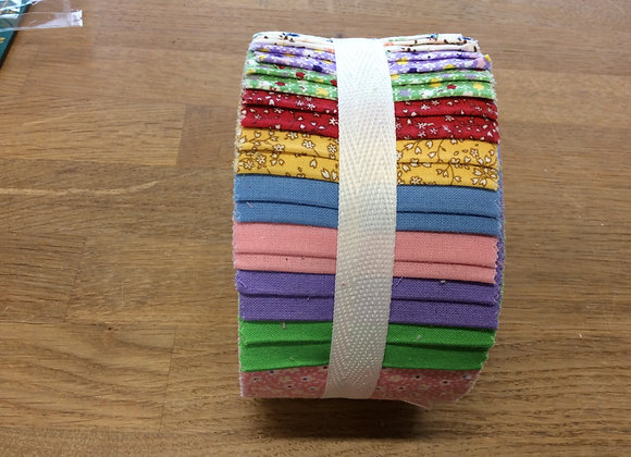 Ditzy Florals Jelly Roll