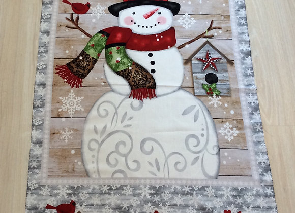 Snow Place like Home  panel