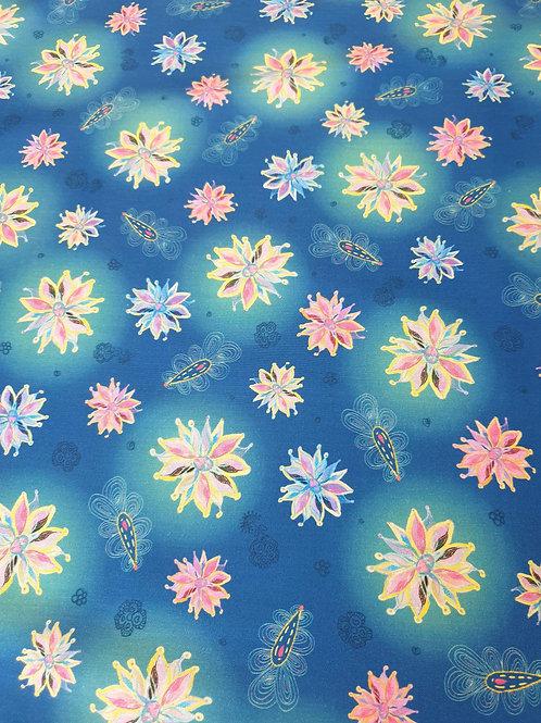 DIGITALLY PRINTED FLOWERS