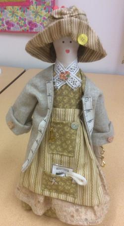 Sewing Doll workshop