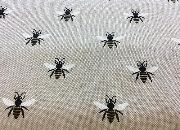 Cotton Canvas Bees