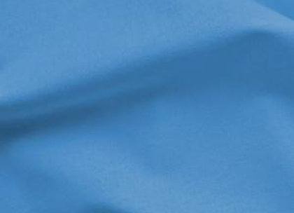 Cornflour Plain Fabric