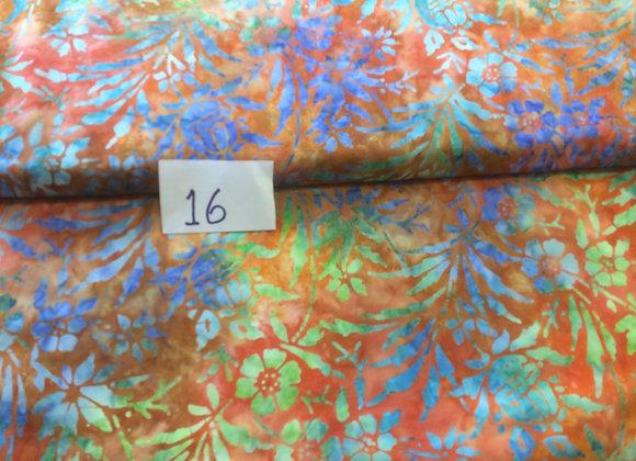Batik 16