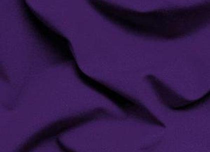 Purple Plain Fabric