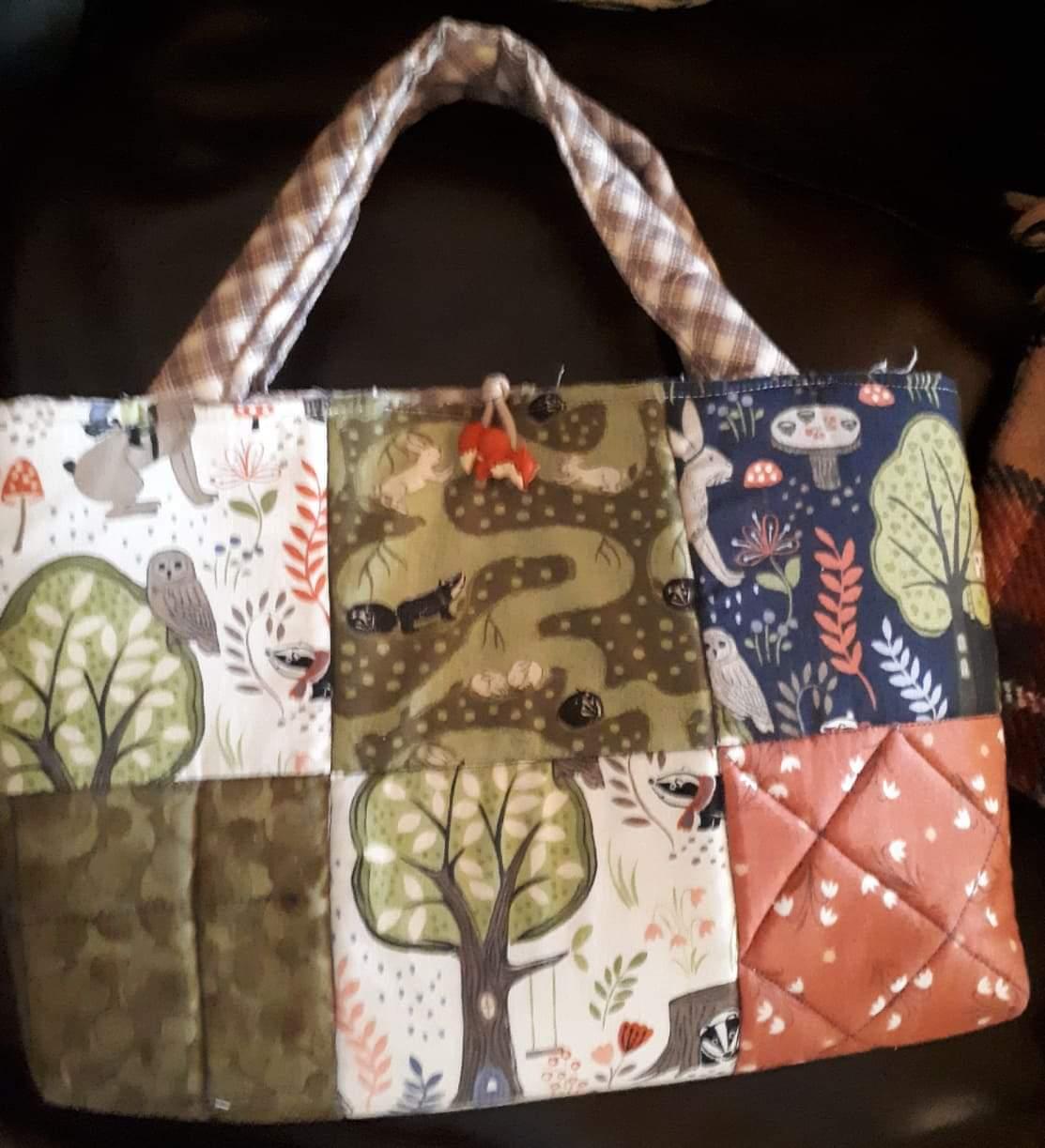 Kaye's bag
