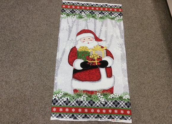 Snow Merry Santa