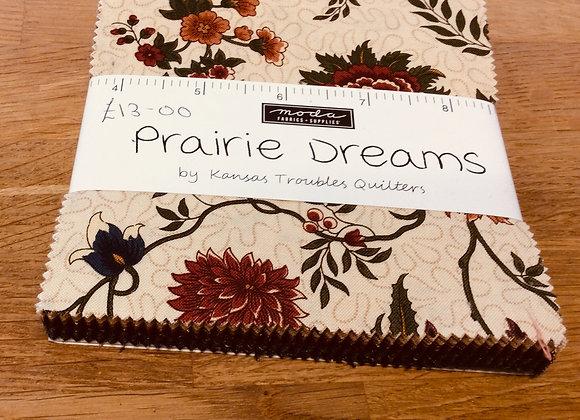Moda Charm Packs  -   Prairie Dreams