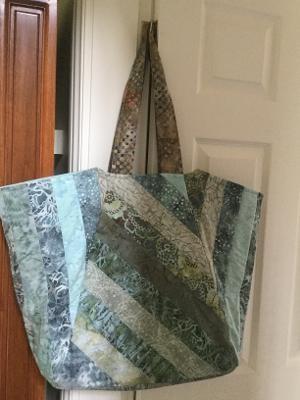 Marjories  Bali Pop bag