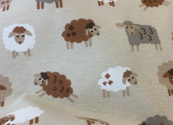 SHEEP   COTTON CANVAS