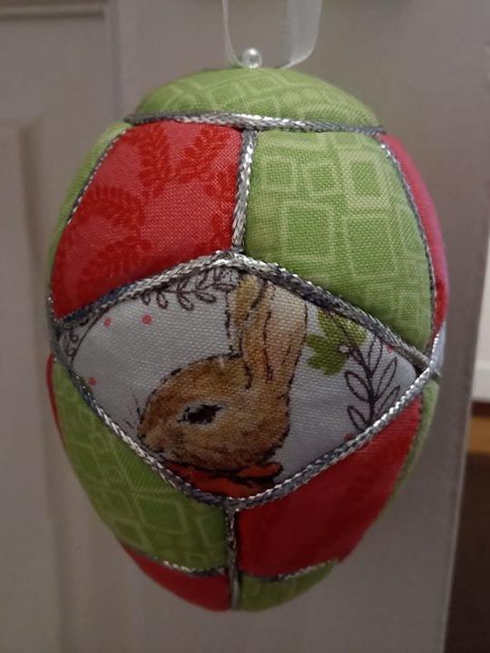 Workshop Easter Bauble