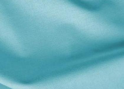 Aqua Plain Fabric
