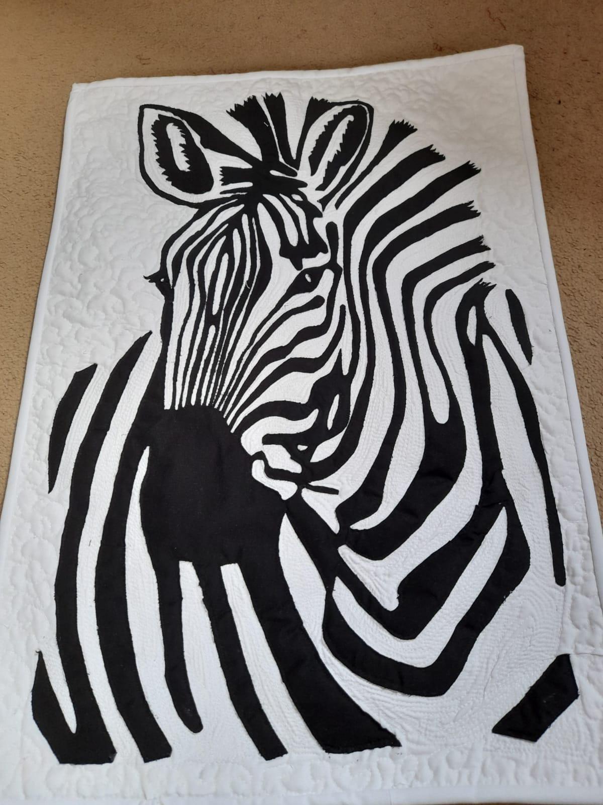 Jeannies zebra