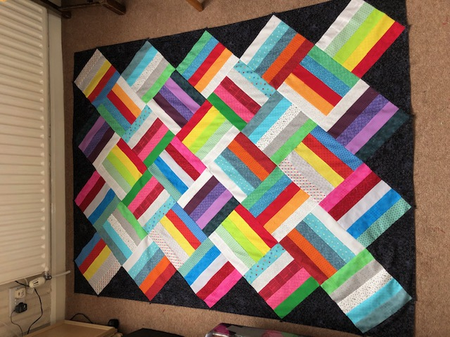 JEAN P QUILT JELLY ROLL