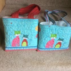 Kitty bags