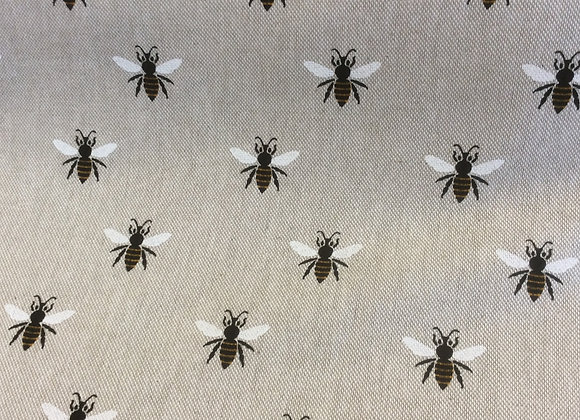 COTTON CANVAS    BEES