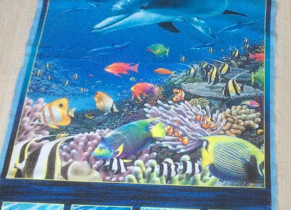 Under the Sea Panel
