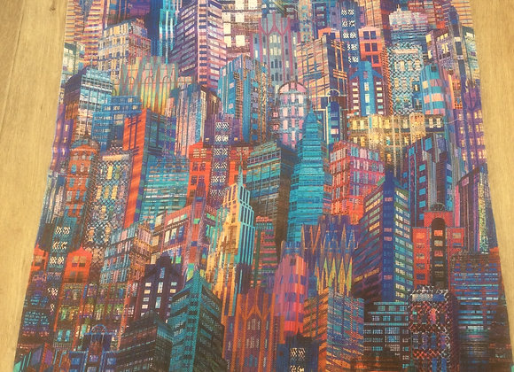 NEW YORK SKY LINES  BY HOFFMAN