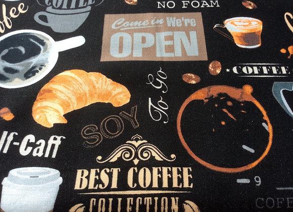 COFFEE SHOP FABRIC