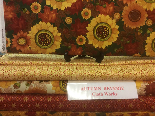 Autumn Reverie    by Cloth Works
