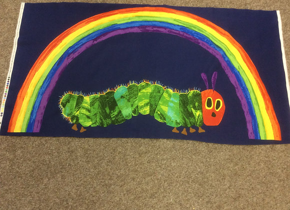 The Very Hungry Caterpillar  Panel  Rainbow