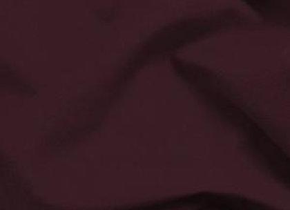 Maroon Plain Fabric