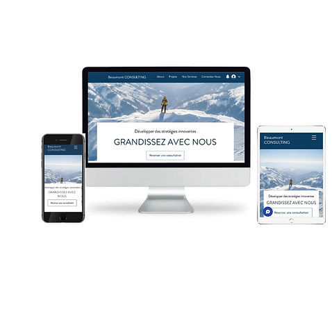 Site Vitrine / E-commerce