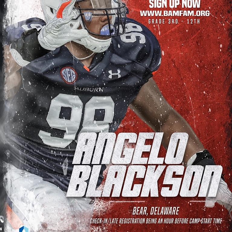 Angelo Blackson FREE Camp & Showcase