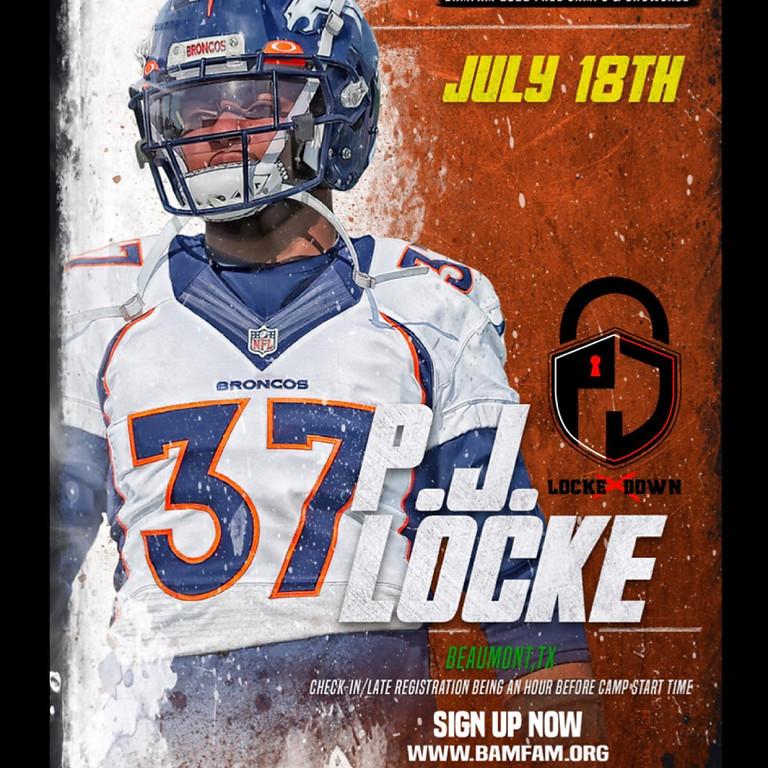 PJ Locke FREE Camp & Showcase