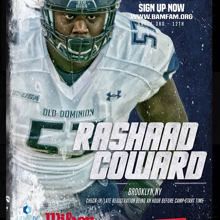 Rashaad Coward FREE Camp & Showcase   (1)