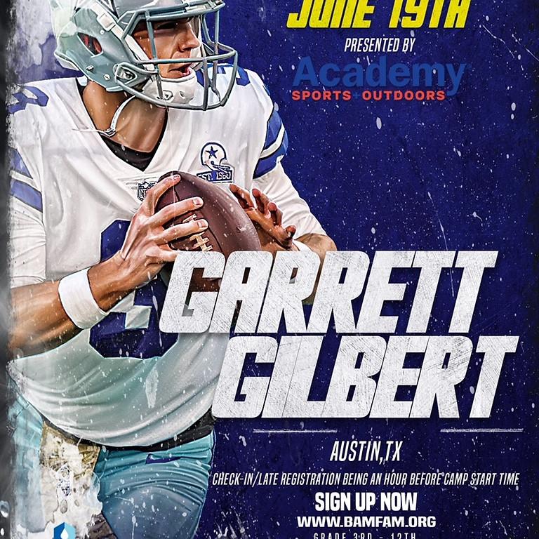 Garrett Gilbert FREE Camp & Showcase