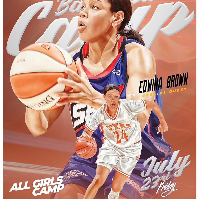 Edwina Brown All Girls Basketball Camp