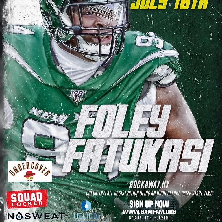 Foley Fatuski FREE Camp & Showcase